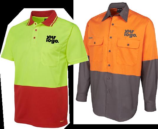 Custom Logo Promotional Shirts